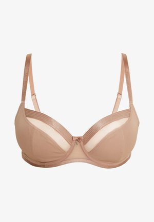 VIVA LUXE UNDERWIRED BRA - Underwired bra - beige