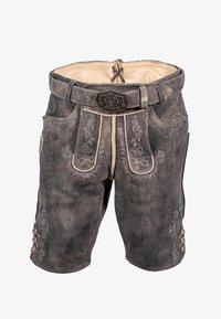 Spieth & Wensky - ALEX - Shorts - asche - 0