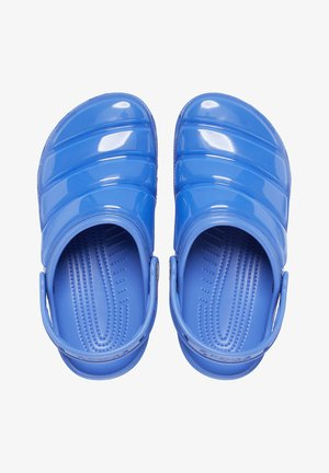 Clogs - blau