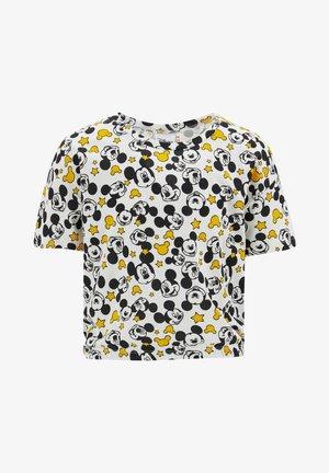DISNEY - Print T-shirt - offwhite