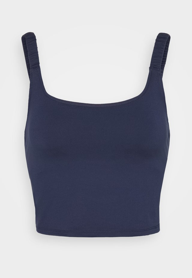 POST UP CAMI - Toppe - navy