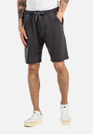 REFLEX EASY - Shorts - grey weave