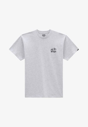 MN VANS PUPPETEER SS - T-shirt med print - athletic heather