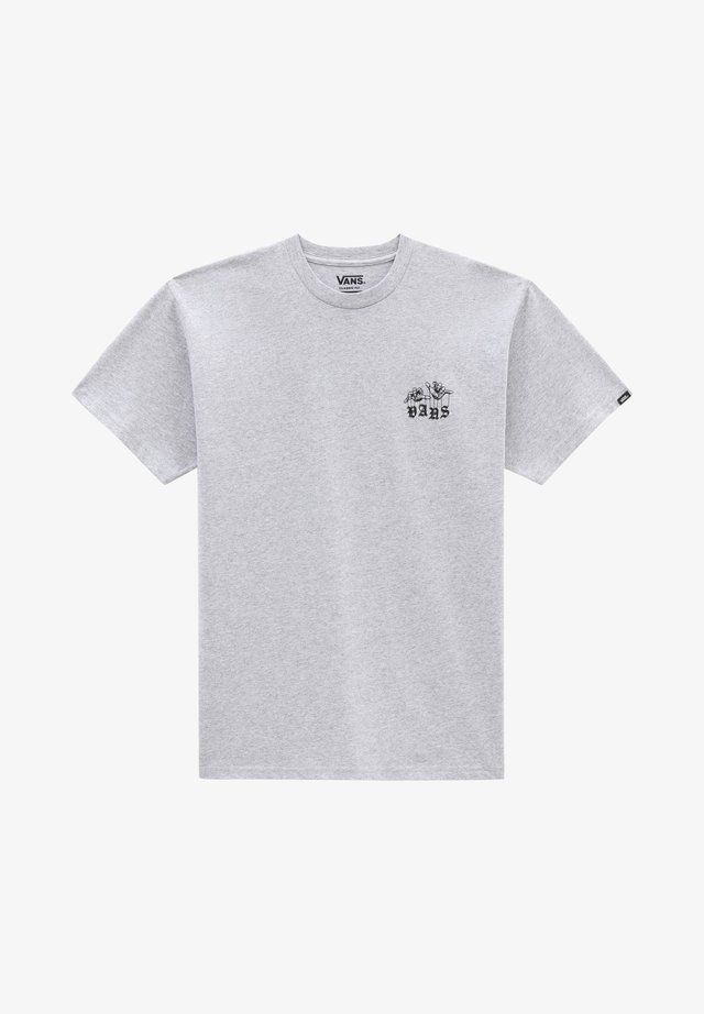 MN VANS PUPPETEER SS - Print T-shirt - athletic heather