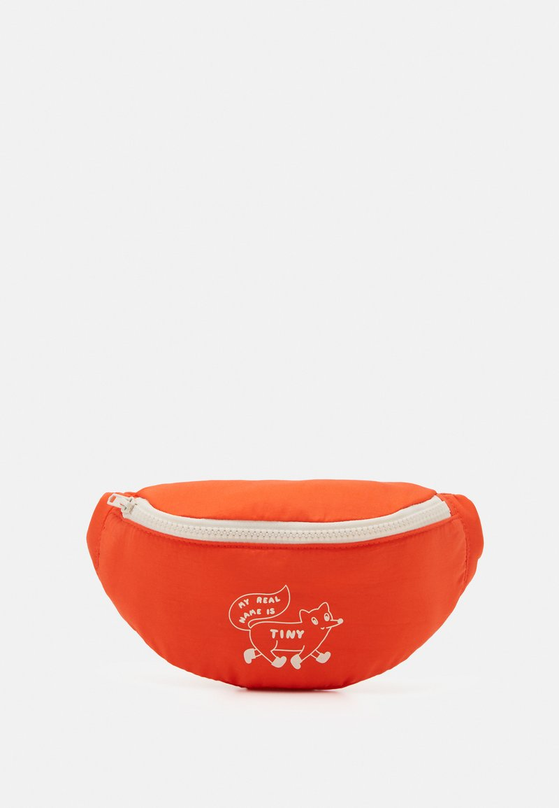TINYCOTTONS - FOX SOLID FANNY BAG - Bum bag - red