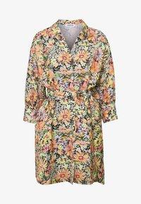 YOUKO DRESS - Shirt dress - multicolor
