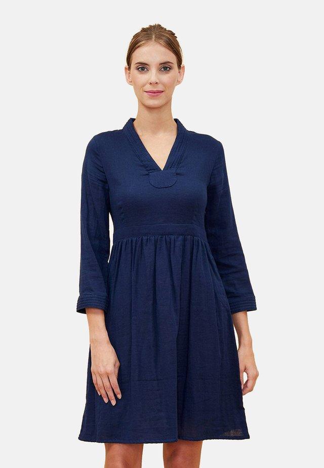 GAREN - Vestito estivo - navy blue