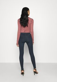 Dr.Denim - PLENTY - Jeans Skinny Fit - plum blue - 2