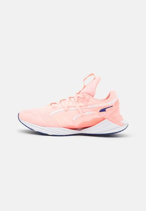 ULTRA TRILLER - Sports shoes - elektro peach/elektro blue