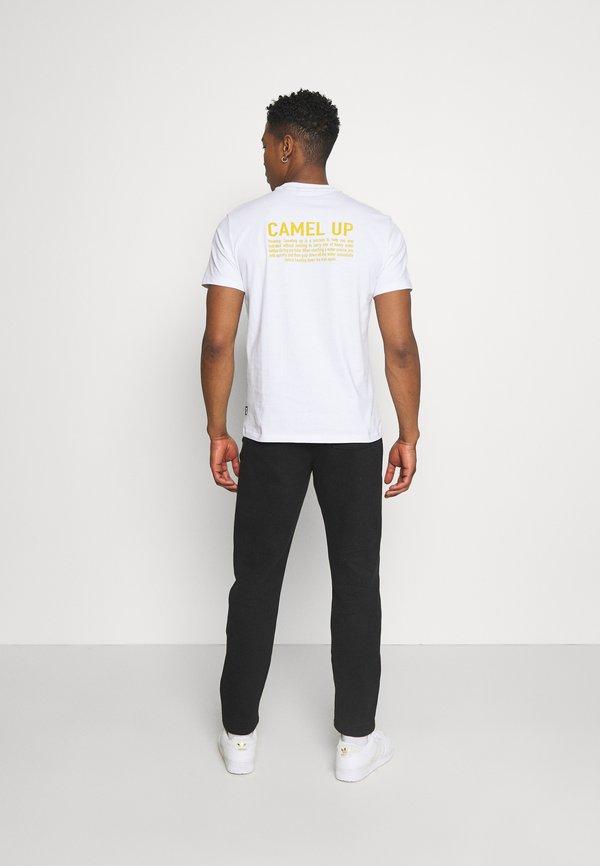Hollister Co. HERITAGE TECH - Spodnie treningowe - black/czarny Odzież Męska FJOT