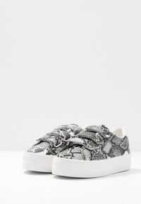 No Name - PLATO STRAPS - Trainers - white - 4