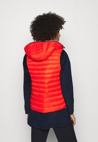 Tommy Hilfiger - ESSENTIAL PACK VEST - Waistcoat - oxidized orange - 2
