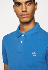 PS Paul Smith - MENS SLIM FIT - Poloshirt - blue - 7