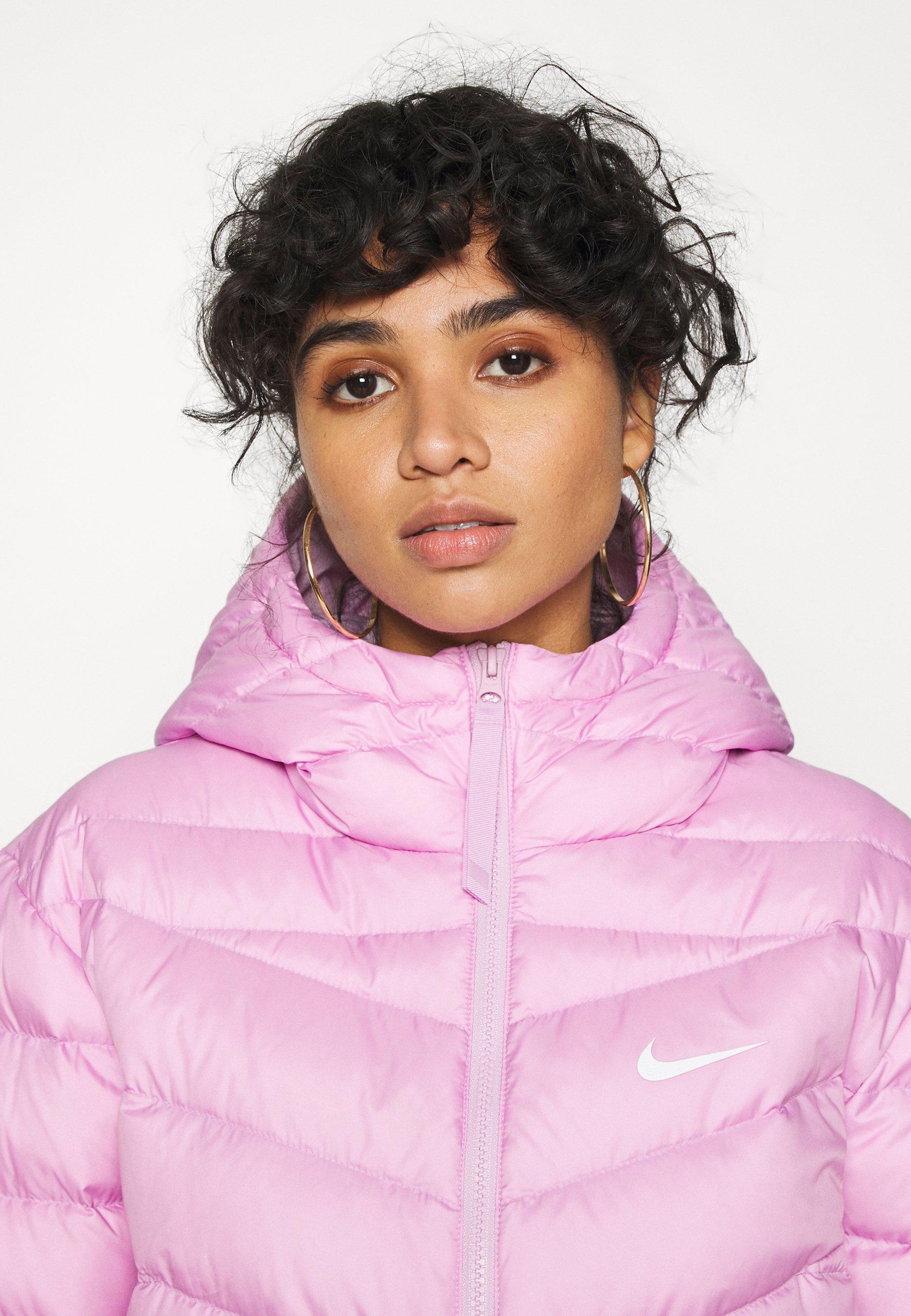Nike Sportswear Daunenjacke pink/white/pink