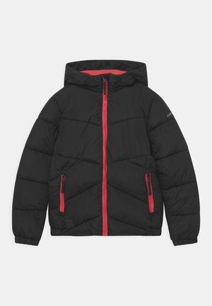 ICEPEAK KOLOA JR UNISEX - Winter jacket - black