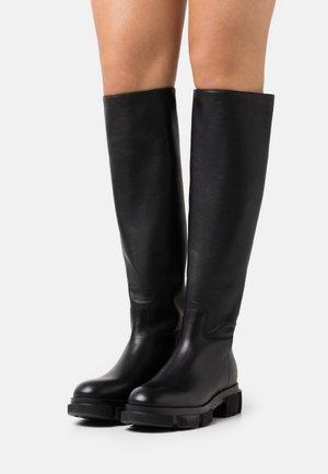 CPH551  - Platform boots - black