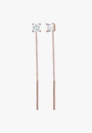 MINIMAL LOOK - Earrings - roségold