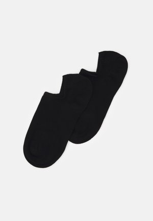 SOCKS 2 PACK - Socks - black dark