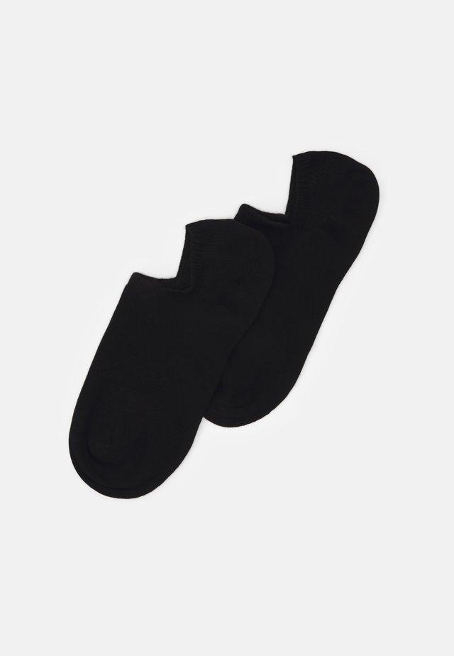 SOCKS 2 PACK - Socks - black dark