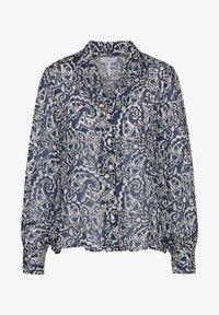 Cinque - Button-down blouse - blue - 0