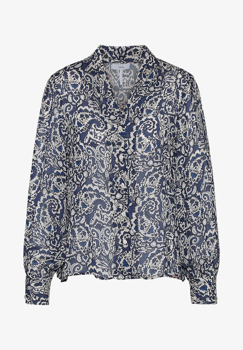 Cinque - Button-down blouse - blue