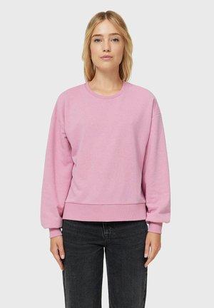 MIT SCHLITZEN  - Felpa - pink