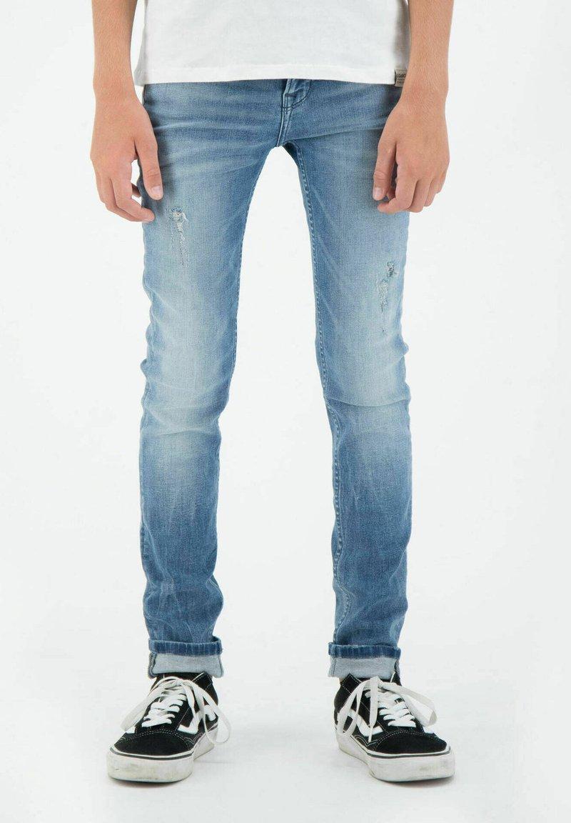Garcia - XANDRO - Slim fit jeans - blue