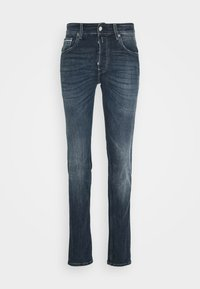 Replay - GROVER - Straight leg jeans - dark-blue denim - 3