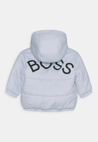 BOSS Kidswear - PUFFER JACKET BABY UNISEX - Winter jacket - pale blue - 1