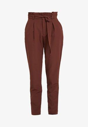 PAPERBACK  - Kalhoty - golden brown