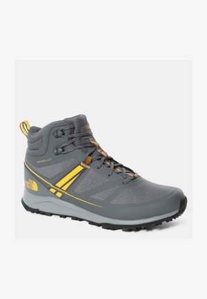 M LITEWAVE MID FUTURELIGHT - High-top trainers - zinc grey/saffron