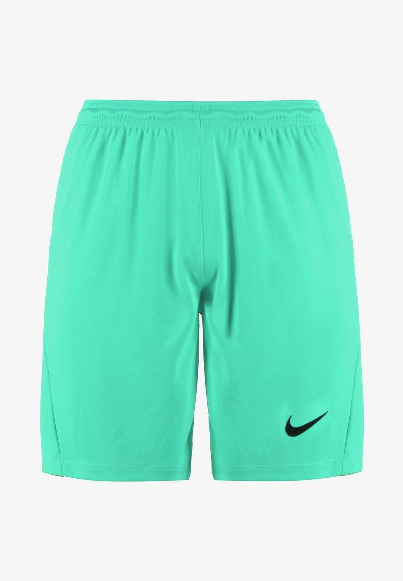 Nike Performance - DRY PARK III - Sports shorts - hyper turquoise / black
