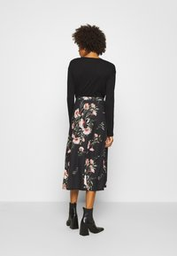 Anna Field - Maxi sukně - black/multicoloured - 2