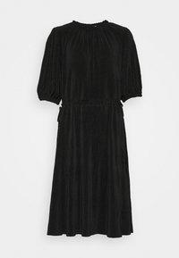 InWear - KARLO DRESS - Vestito estivo - black - 4