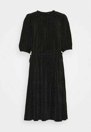 KARLO DRESS - Kjole - black