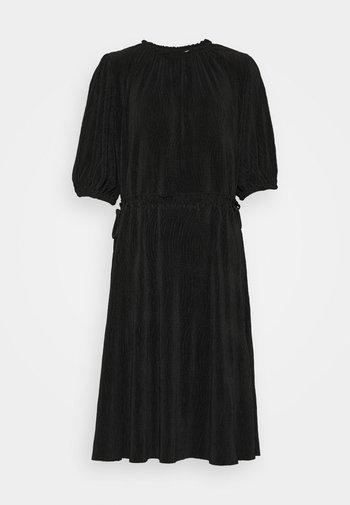 KARLO DRESS - Day dress - black