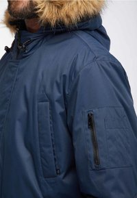 HAWKE&CO - Winter coat - dark blue - 3