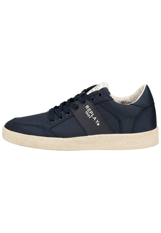 Trainers - navy 040