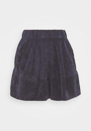 KIA  - Áčková sukně - dark iris