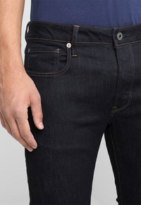 G-Star - 3301 SLIM - Slim fit jeans - visor stretch denim rinsed - 3