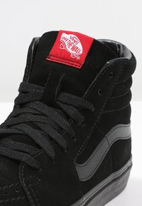 Vans - SK8-HI - Vysoké tenisky - black - 5