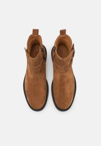 Trussardi - BEATLES CINTURINO - Classic ankle boots - brown - 3