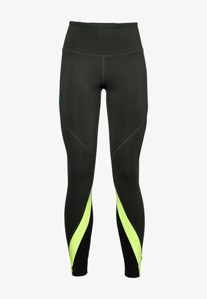 Leggings - baroque green