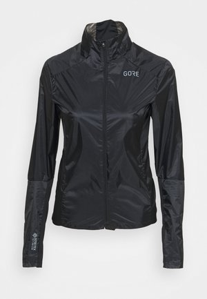 AMBIENT JACKET WOMENS - Wiatrówka - black