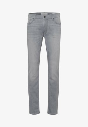 CHUCK - Slim fit jeans - light grey used