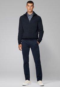 BOSS - MAGNETON - Overhemd - dark blue - 1