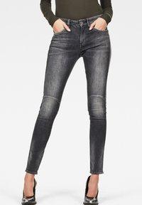 G-Star - G-JACKPANT 3D MID SKINNY - Jeans Skinny Fit - black - 0