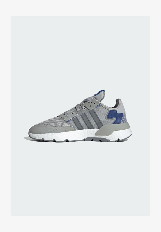 NITE JOGGER BOOST SPORTS STYLE SHOES - Sneakers basse - grey