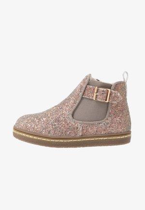 Kotníkové boty - multicolor