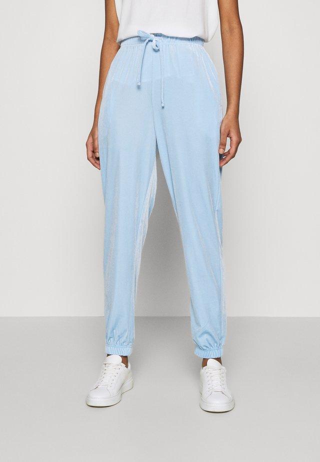PCGIGI PANTS - Spodnie treningowe - blue bell